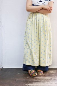 !!!50%OFF!!! Vintage Skirt 〜MADE IN Philippine×リボン〜