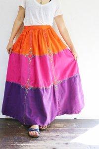 '70s Vintage Skirt 〜MADE IN MEICO×JOSEFA×ハンドステッチ〜