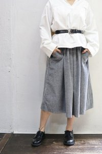 !!!50%OFF!!! Vintage Skirt  〜FABRIQUE EN FRANCE×太畝コーデュロイ〜