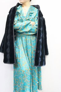 Vintage Coat 〜KOOS OF COURSE×エコファー×リバーシブル〜
