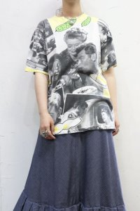 '90s Vintage T-Shirt 〜MADE IN USA×フルフォトプリント〜